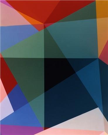 , Shirana Shahbazi, Komposition-82-2013, 2013, 5722