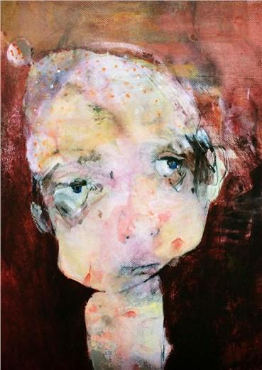 , Elham Fatemi, Untitled, , 3422