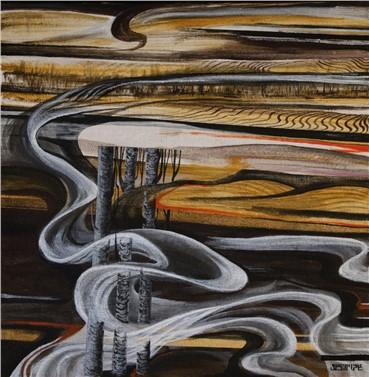 , Ali Faramarzi, Untitled, 2018, 9105