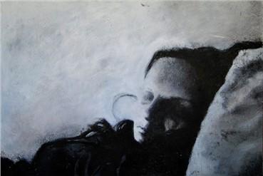 , Marjan Nemati, Sleep, 2009, 1276