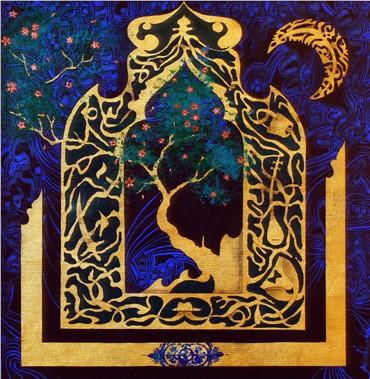 , Arash Lahiji, Tree, 2017, 12699
