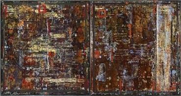 , Massoud Arabshahi, Untitled, 2008, 14442