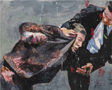 , Nikzad Nodjoumi, Mean Street, 2020, 29055