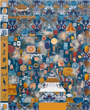 , Kour Pour, Mystic Lovers, 2018, 15845