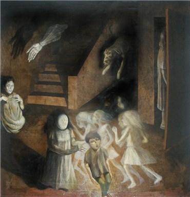 Painting, Hamed Sahihi, Untitled, 2004, 20789