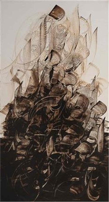 , Einoddin Sadeghzadeh, Untitled, 2010, 14657