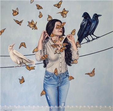, Zeynab Movahed, Portrait, 2016, 12314