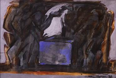 , Ahmad Vakili, Untitled No. 35, 2019, 49705