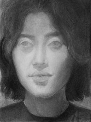 , Masoumeh Mozaffari, Untitled, 2020, 26953