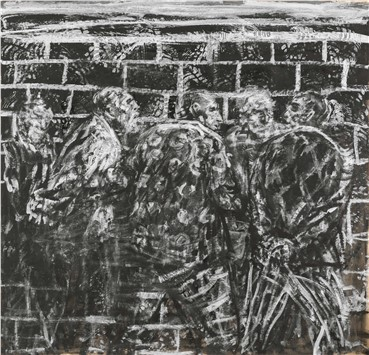 , Majid Fathizadeh, By the Wall, 2015, 18655