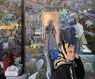 Zeynab Movahed, Untitled, 2018, 10071