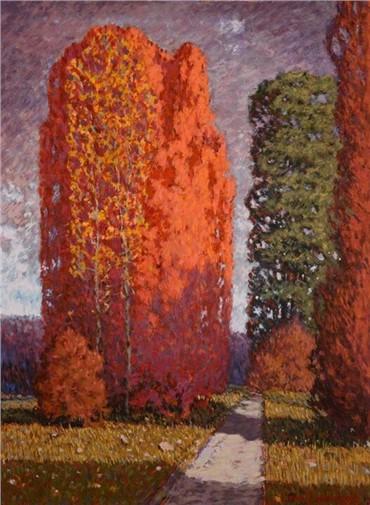 , Davood Emdadian, Untitled, 1985, 8550
