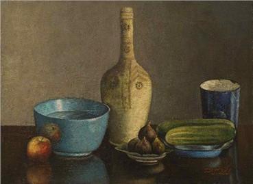 , Esmail Ashtiani, Untitled, 1915, 13519