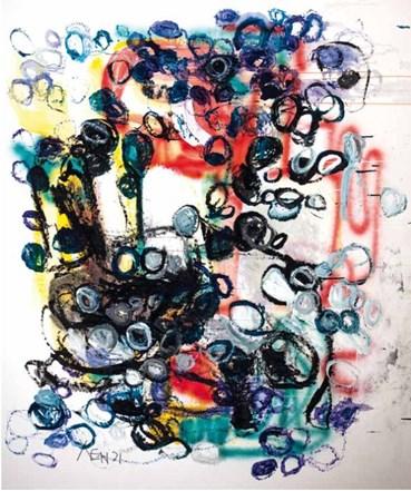 Monir Zendeh, Untitled, 2021, 0