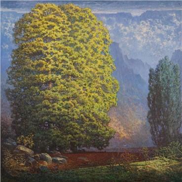 , Davood Emdadian, Untitled, 1986, 8561