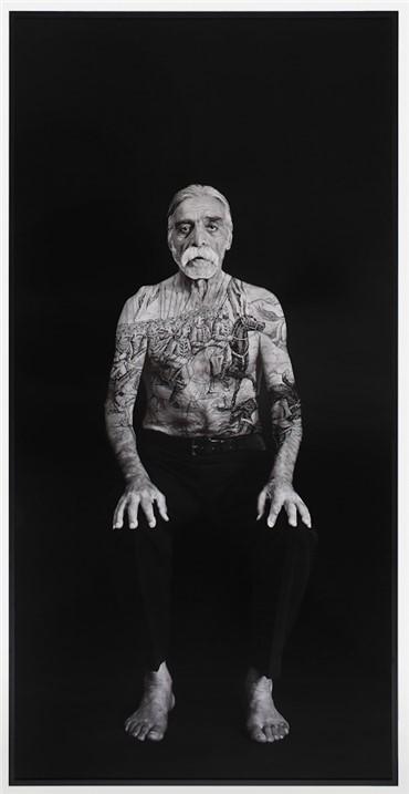 Photography, Shirin Neshat, Bahram (Villians), 2012, 5873