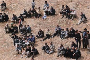 , Sadegh Tirafkan, Multitude No. 6, 2009, 45353