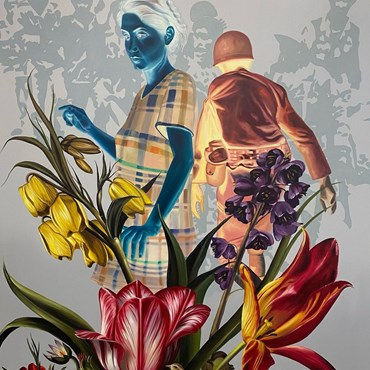 Roghayeh Najdi, Untitled, 0, 0
