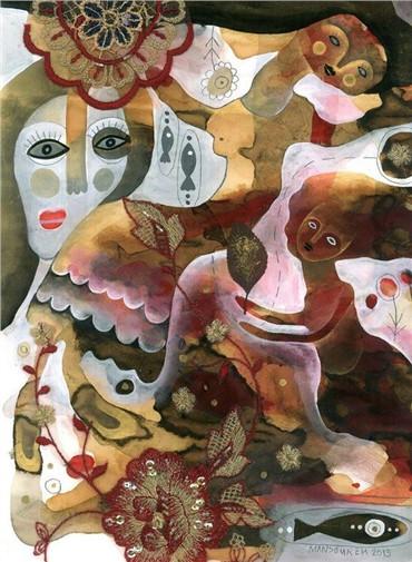 , Mansoureh Hosseini, Untitled, 2013, 10248