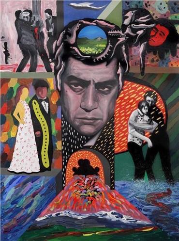 , Mohammad Jafar Pakravan, Untitled, , 30087