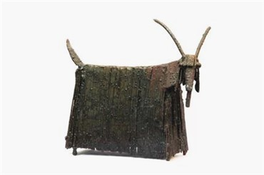 , Tavakol Esmaili, Goat, 1982, 14558