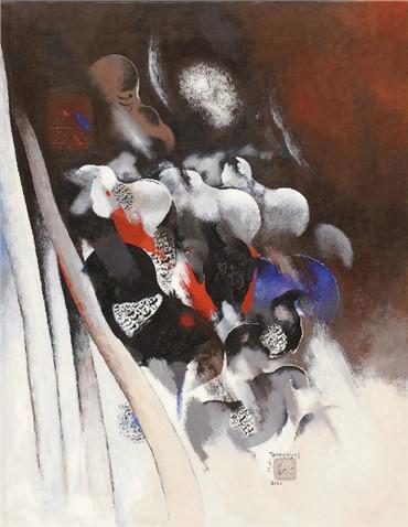 , Mohammadali Taraghijah, Untitled, 2006, 18484