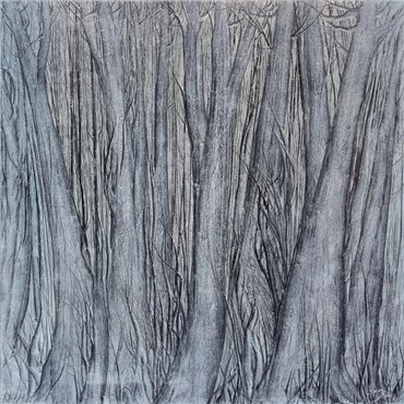 , Manouchehr Niazi, Untitled, 2017, 35307