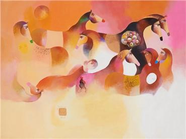 , Mohammadali Taraghijah, Untitled, 2007, 17118