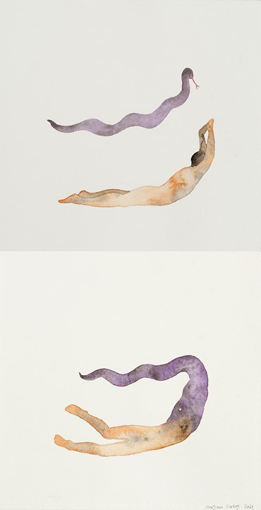 , Maryam Mohry, I Can be a Snake, 2021, 49898