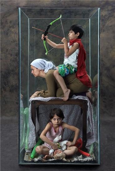, Mahsa Alikhani, Untitled, 2013, 1738