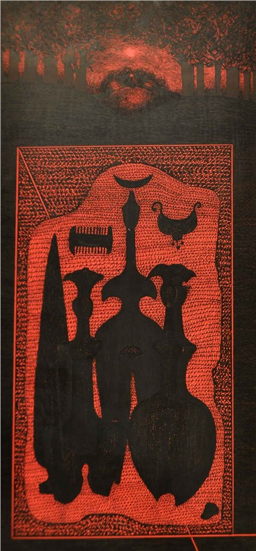 , Asghar Mohammadi, Untitled, , 17494