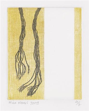 Print and Multiples, Mina Nouri, Untitled, 2009, 1351