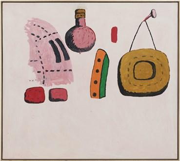 , Philip Guston, Untitled, 1973, 34099