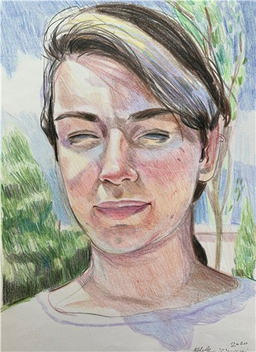 , Ayda Roozbayani, Untitled, 2020, 37474