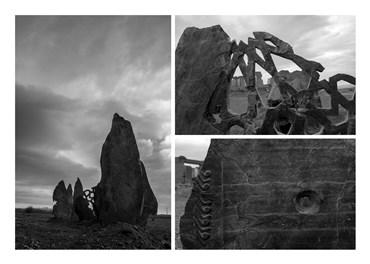 , Barbad Golshiri, Tombstone of Arian Mirkan, 2015, 25731