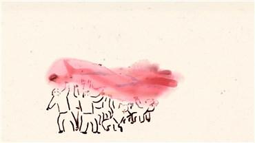 , Tala Madani, The Crowd, 2017, 21073