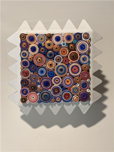 , Hadieh Shafie, Cube, 2020, 39885