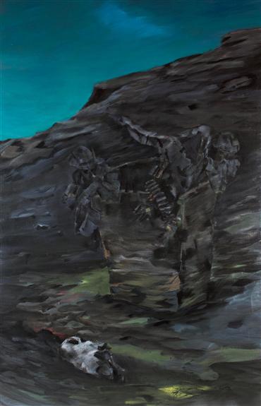 , Farzan Sadjadi, Wasteland, 1988, 13522