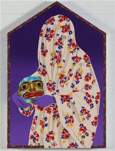 , Amir H Fallah, Untitled, 2020, 33926