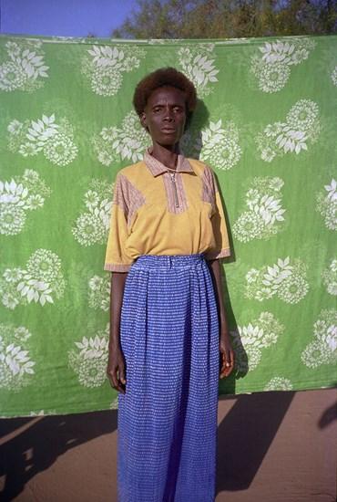 , Richard Lokiden Wani, RLW-141-32 - Portrait - Juba - Equatoria State - Soudan 2002, 2006, 50654