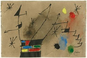 , Joan Miro, Untitled, 1965, 50619