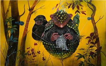 , Nasim Davari, Untitled, 2014, 8435