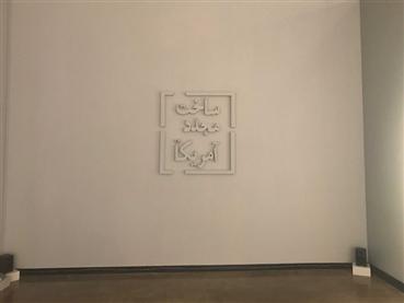 , Setareh Ghoreishi, Re-made in the USA, 2018, 39756