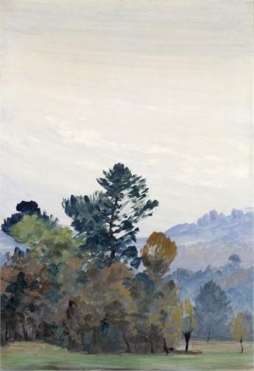 , Nasser Assar, Landscape, 1975, 4936