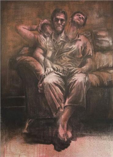 , Ahmad Moradi, Self Portrait, 2015, 12948