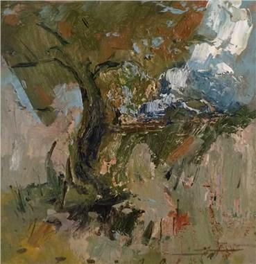 , Ebrahim Akbari, Untitled, 2020, 27156