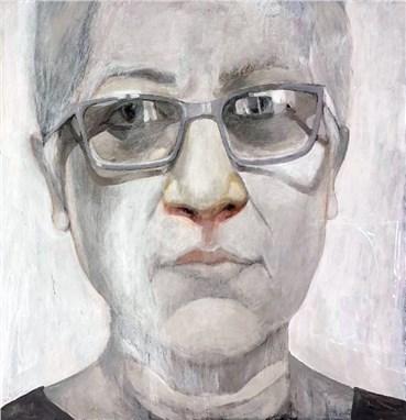 , Masoumeh Mozaffari, Untitled, , 22978