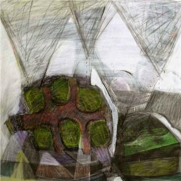 Drawing, Negar Farajiani, Untitled, 2009, 36852