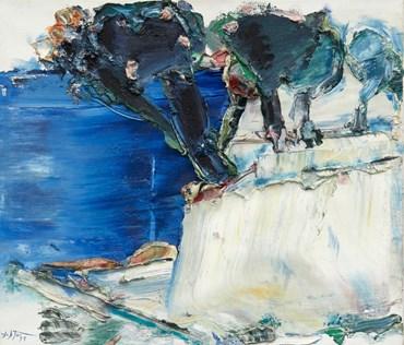 , Manoucher Yektai, Untitled, 1985, 42448