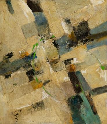 Changiz Shahvagh, Untitled, 1989, 10007